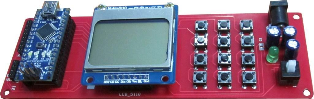 keypad 3 x 4 arduino