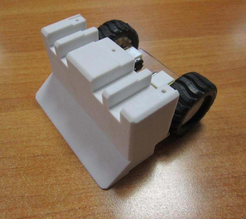 Прототип робота SUMO